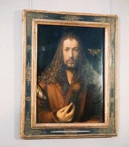 Streit um Dürer-Bild