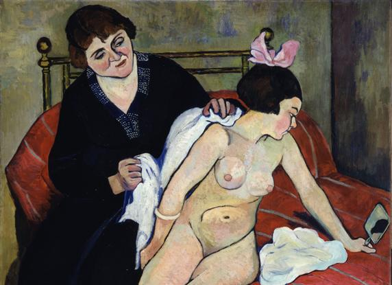 B-1. Suzanne Valadon the_abandoned_doll