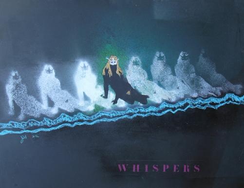 B-11. 18-12 120899 #18-12 record Whisper